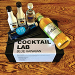 Blue Hawaiian Cocktail Gift Box Inside