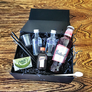 Cosmopolitan Gift Box Kit Inside