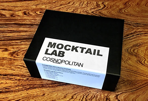 Cosnopolitan Mocktail Gift Box