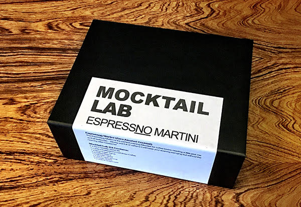Espressno Martini Mocktail Gift Box