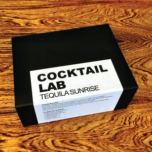 Tequila Sunrise Cocktail Gift Box