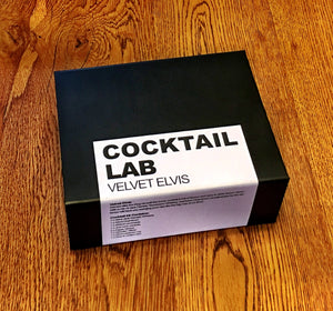 Velvet Elvis Cocktail Kit Gift Box