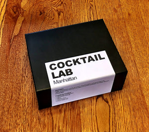 Manhattan Cocktail Kit Gift Box