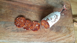 Manx Chorizo is now available!