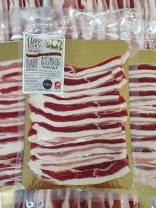 Premium Rare Breed Tamworth Dry Cured Streaky Bacon - available in IOM ONLY