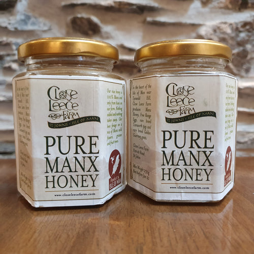 Pure Manx Honey