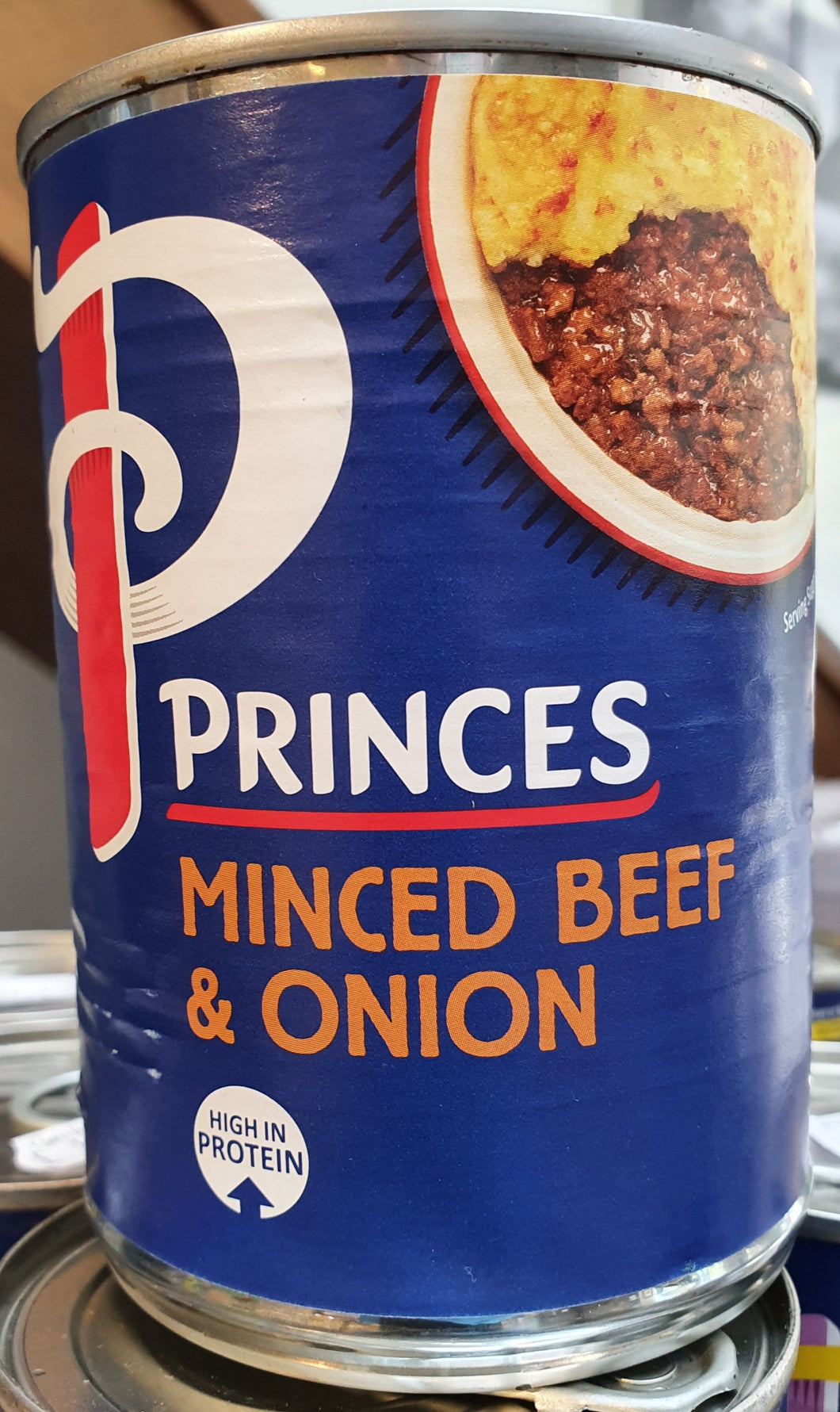 Minced beef and onion  392g