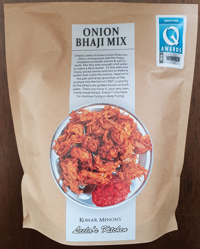 Leela's Kitchen - Onion Bhaji Mix