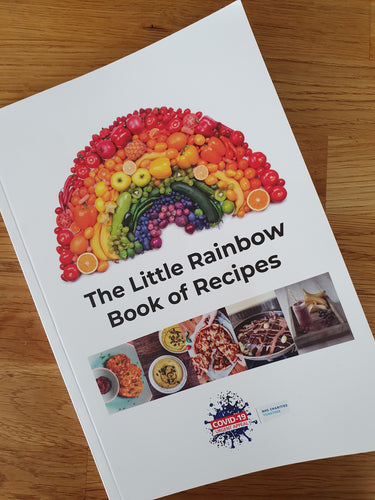 The Little Rainbow Book of Recipes - please buy to support NHS Charities Together