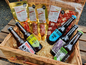Charcuterie and Brewdog Premium Hamper