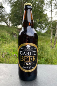 Garlic Beer with Black Garlic