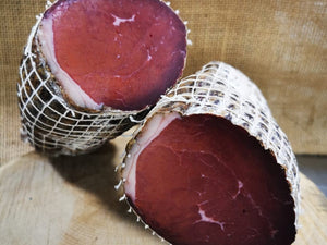 Manx Beef Bresaola - Special Offer!