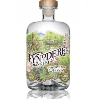 Fynoderee gins - Chai 75cl