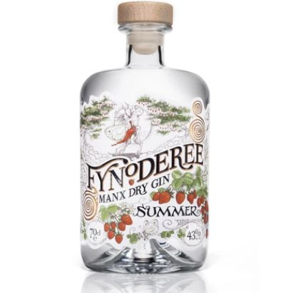 Fynoderee gins - Summer 75cl