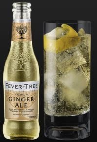Fever Tree Premium Ginger Ale 200ml