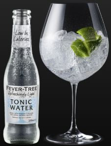 Fever Tree Light Indian Tonic 200ml