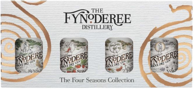 Fynoderee gins - Four Seasons gift pack