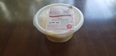 Close Leece Farm Free Range Egg Mayonnaise 300g - available in IOM ONLY