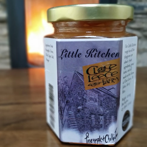 Close Leece Little Kitchen Pineapple and Chilli Jam
