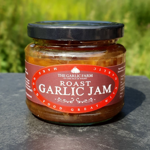 Roast Garlic Jam