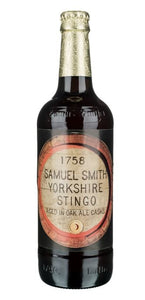 Sam Smiths Yorkshire Stingo