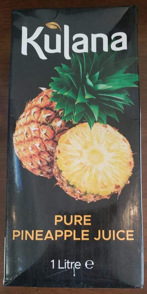 Pure Pineapple Juice  1l