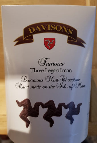 Davisons Luxurious Three Legs Milk Chocolates (24)