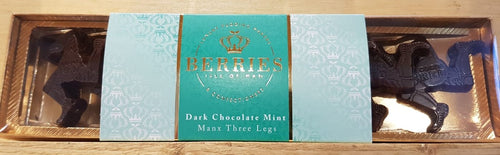 Berries Dark Chocolate Mint - Manx Three legs