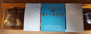 Berries Dark Chocolate - Manx Three legs