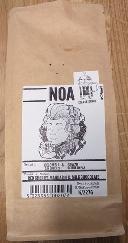 Noa Bakehouse - House Blend Coffee (Ground) 227g