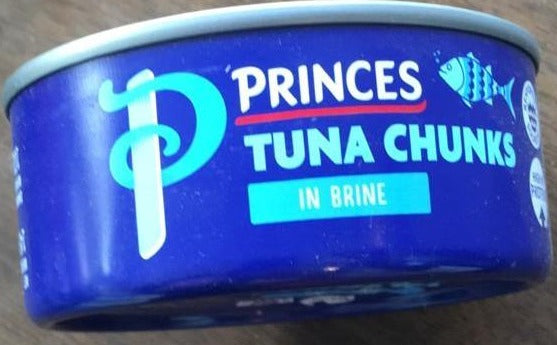 Princes Tuna chunks 145g