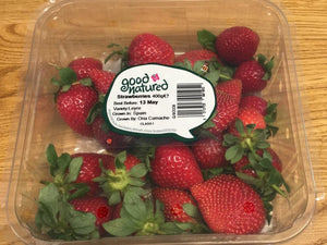 Strawberries 400g