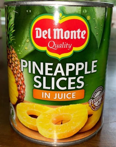 Pineapple slices  800g