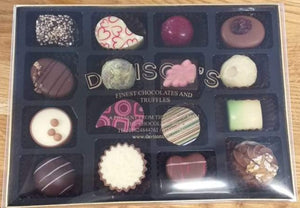 Davisons Chocolates selection - large