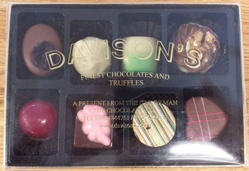 Davisons Chocolates selection - medium