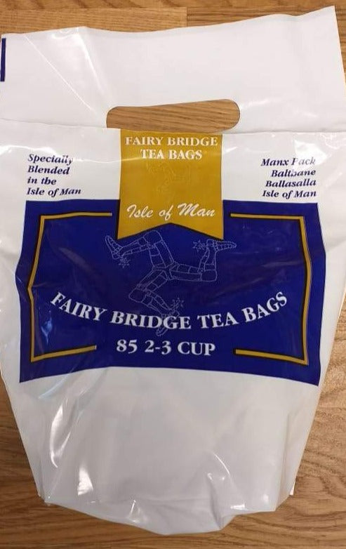 Fairy bridge Tea -  85 2-3 cup bags
