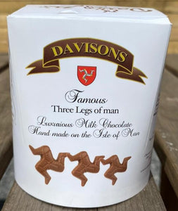 Davisons Three Legs of man - Luxurious Milk Chocolates (12)