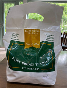 Fairy bridge Tea -  120 1 cup bags