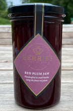 Berries Red Plum Jam