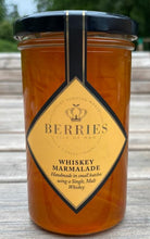 Berries Whisky marmalade