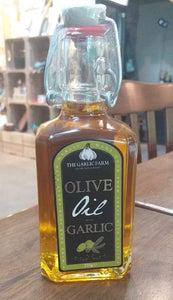 Olive Oil with Garlic