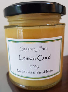 Staarvey Farm Lemon curd