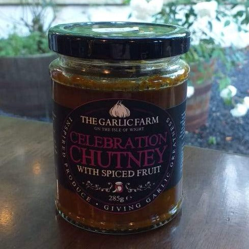 Celebration Chutney with Spiced Fruit