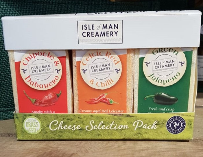 IOM Creamery Cheese Selection Pack
