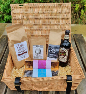 Coffee and Chocolates Hamper