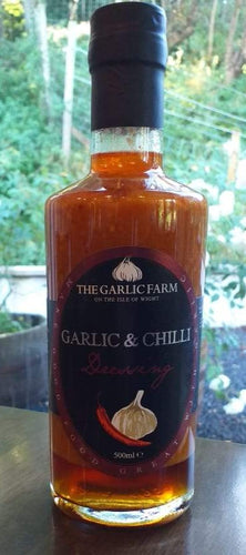 Garlic and Chilli Dressing