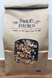 Paula's Kitchen Gloriously Festive Granola