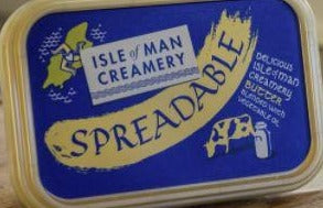 IOM Creamery Spreadable Butter 250g