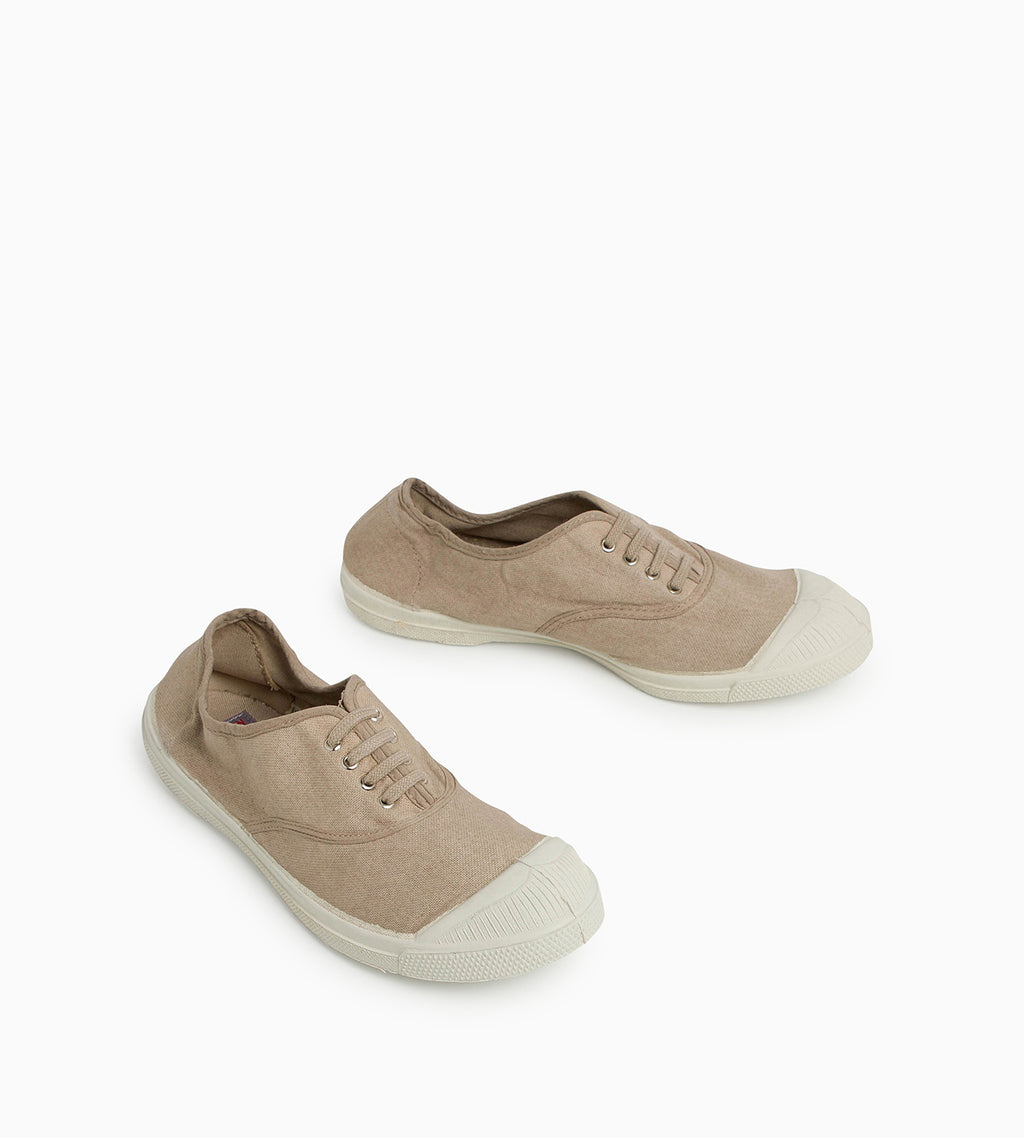 Zapatillas Bensimon Beige - Ganzitos