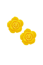 Rose Statement Earrings | OROSHE